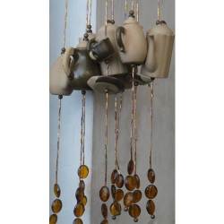 Móbile em cerâmica